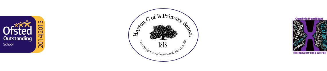 Hayton CofE Primary School