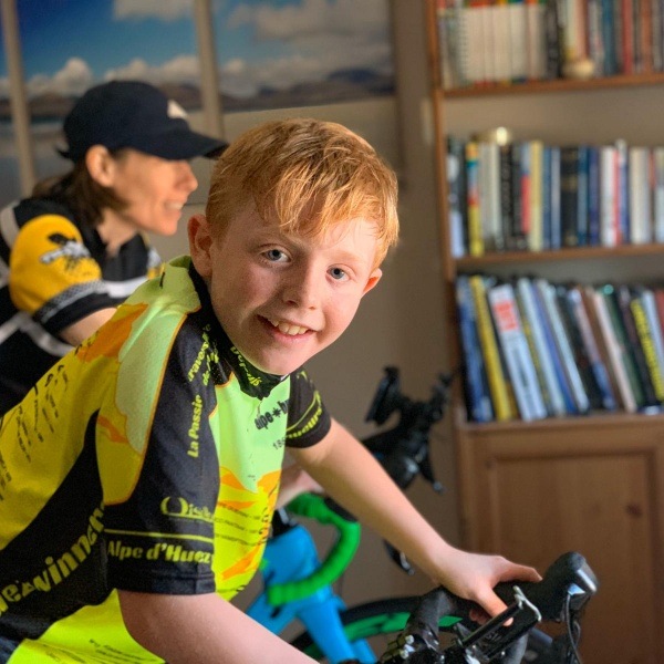 Alfie's Big Fun Ride For Great North Air Ambulance