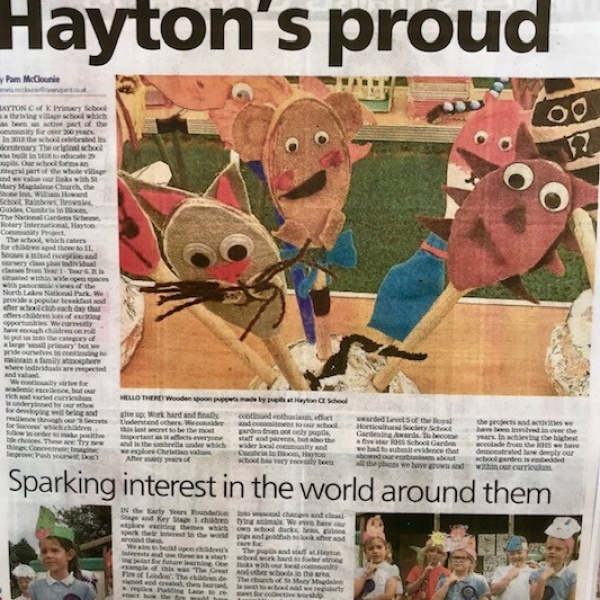Hayton's Proud 200 Years - News And Star
