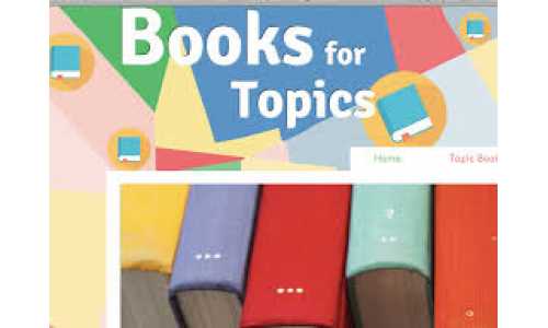 Books For Topics