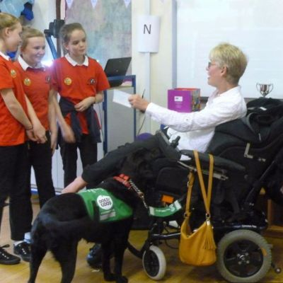 Dogs For Good - Disability Awareness Day