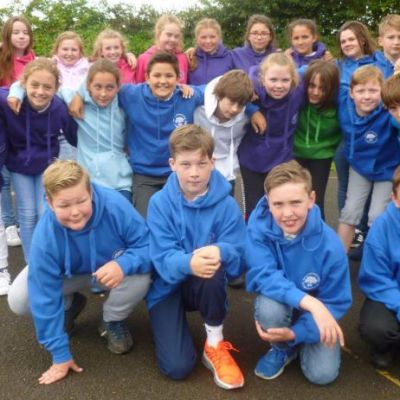 Year 6 Leavers' Hoodies 2017