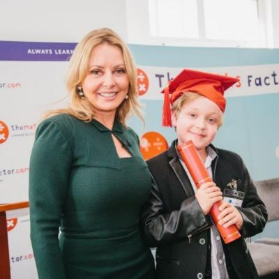 Maths Factor With Carol Vorderman - and Zach!